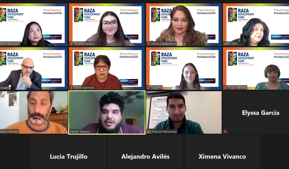 A Virtual UnidosUS Conference From the Eyes of An RDF Intern