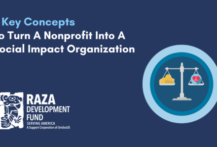 6 Key Concepts To Turn A Nonprofit Into A Social Impact Organization