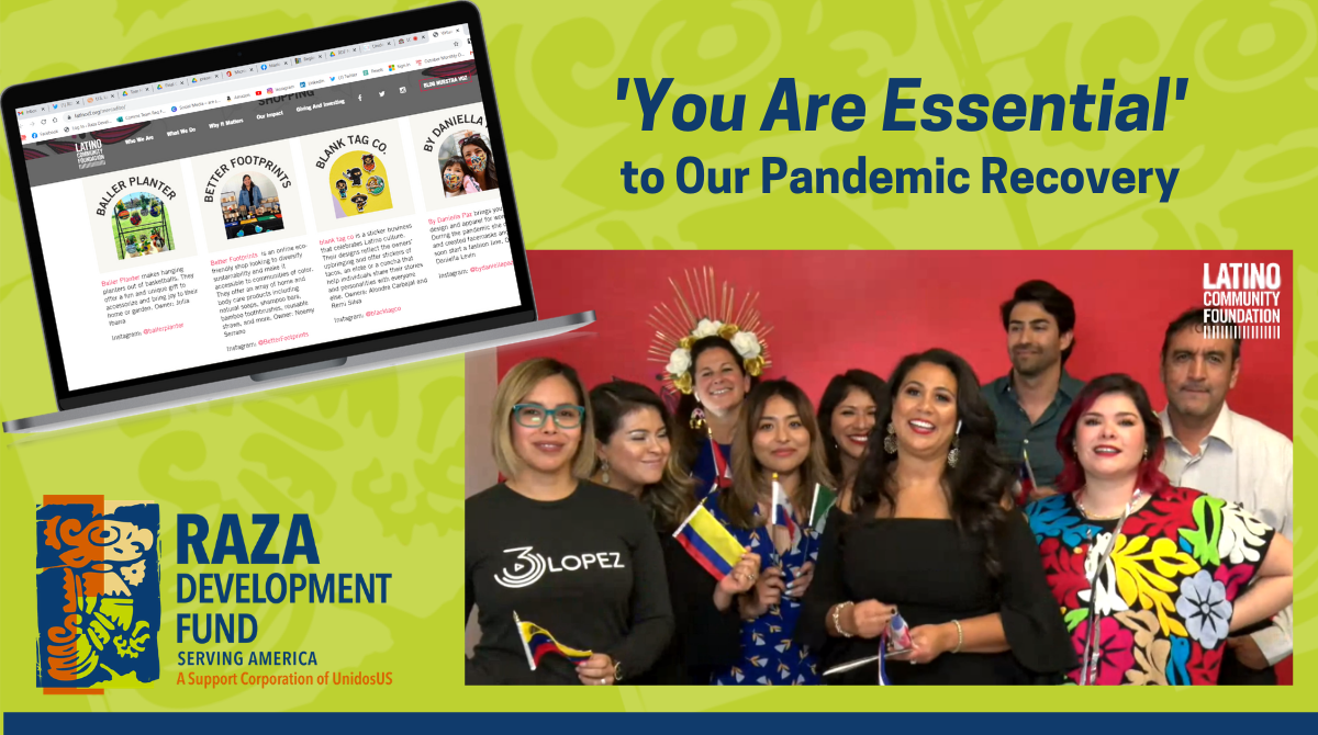 'You Are Essential' to Our Pandemic Recovery