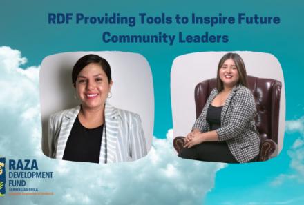RDF Providing Tools to Inspire Future Community Leaders