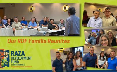 Our RDF Familia Reunites