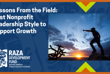 Lessons From the Field: Best Nonprofit Leadership Style to Support Growth