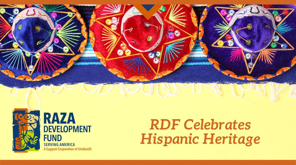 RDF Celebrates Hispanic Heritage