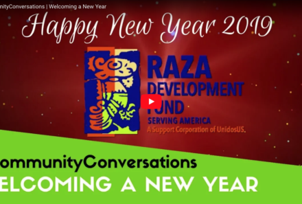 #CommunityConversations | Welcoming a New Year