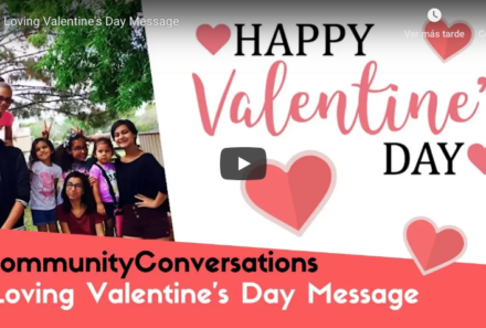 A Loving Valentine's Day Message